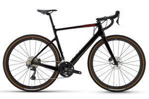 Cervélo Áspero GRX RX810 Gravel-Bike , Farbe:Carbon/Red, Rahmengröße:56 cm