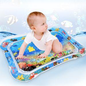 Baby Wassermatte Wassergefuellte Spielmatten fuer Kleinkinder Babys