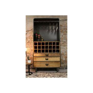 Weinschrank Vino | Dimensionen: 200 x 100