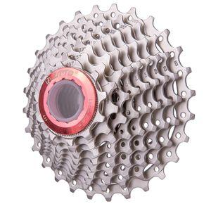MTB Mountainbike 9 Fach Freilauf 11-28T Fahrrad Stahl Kassette