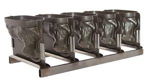 Lammform-Set mit 5 Lämmern 0,5 Liter