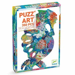 DJECO Puzz'art: See Horse - 350 Teile Puzzle