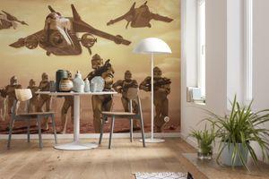 "Komar Vlies Fototapete ""Star Wars Classic Clone Trooper"" - Größe: 400 x 260 cm (Breite x Höhe), 8 Bahnen"
