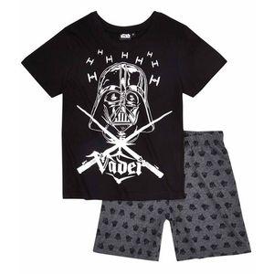 Star Wars-The Clone Wars Shorty-Pyjama schwarz