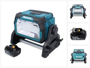 Makita DML 809 F1 Akku LED Baustrahler 18 V 10000 lm + 1x Akku 3,0 Ah - ohne Ladegerät