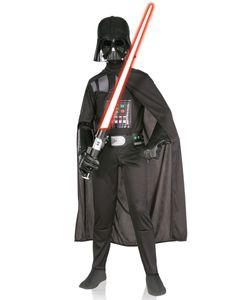 Darth Vader Kostüm für Kinder, Star Wars™, Größe:L