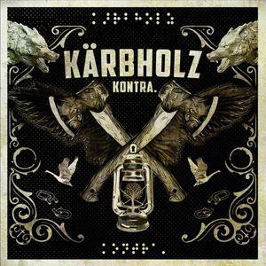 Kärbholz - Kontra.(CD Digipak) - Compactdisc