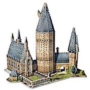 JH-Products Harry Potter Hogwarts Große Halle 3D-Puzzle 850 Teile