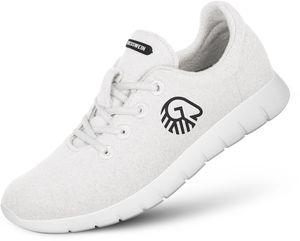 Giesswein Merino Wool Runners Herren doctor's white Schuhgröße EU 43
