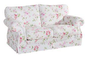 Max Winzer Mina Sofa 2-Sitzer - Farbe: rosé - Maße: 173 cm x 97 cm x 84 cm; 24391-2100-2071506-KUN