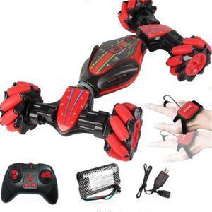 (Rot)Geste Sensing Stunt RC Auto Twisting Fahrzeug Drift Auto Kinder Spielzeug Weihna