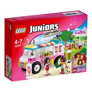 LEGO® Juniors Emmas Eiswagen 10727