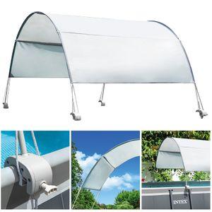 Intex 28054 Pool-Sonnendach Sonnenschutz Sonnensegel für Intex Pools