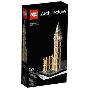 Lego Architecture 21013 Big Ben, 1Stück