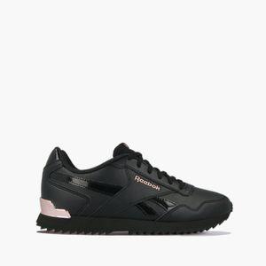 Reebok Royal Glide Damen Sneaker Schwarz Schuhe, Größe:41