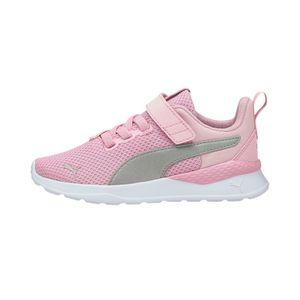 Puma Sneaker Anzarun Lite AC PS Größe 13, Farbe: Pink Lady-Puma Silver
