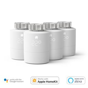 tado° Smartes Heizkörperthermostat - Quattro Pack (Universal)