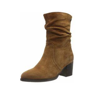 TAMARIS Damen Stiefeletten Braun, Schuhgröße:EUR 39