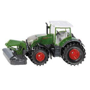 Siku Traktor Fendt 942 Vario mit Frontmähwerk