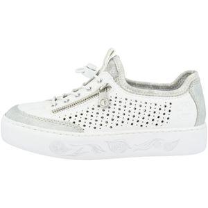 Rieker Sneaker low weiss 37