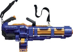 Hasbro E2865EU4 - Nerf Elite Titan CS-50 Spielzeug Blaster - Maschinengewehr
