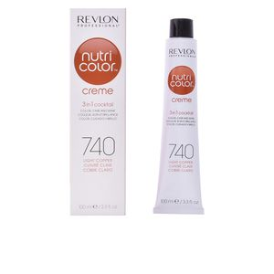 REVLON Professional Nutri Color Creme 100 ml 740 light copper