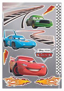 "Komar Deco-Sticker ""Cars"", bunt, 50 x 70 cm"