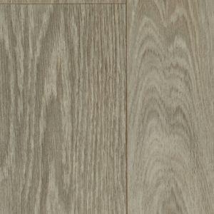 PVC Bodenbelag Landhausdiele Eiche grau,  500 cm x 300 cm