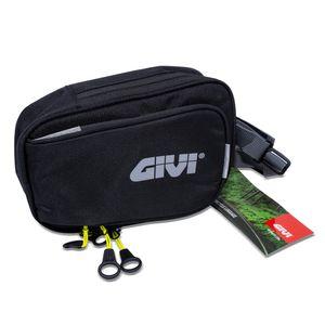 GiVi Easy-BAG - Beintasche Urban schwarz XL Volumen 2 Liter / Max. Zuladung 1 kg