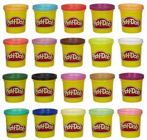 Play-Doh Super Farbenset (20er Pack) A7924EU6