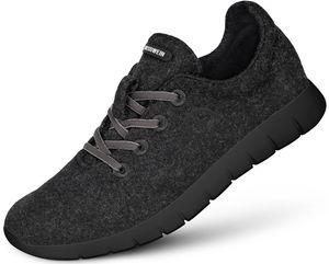 Giesswein Merino Wool Runners Damen anthrazit Schuhgröße EU 40