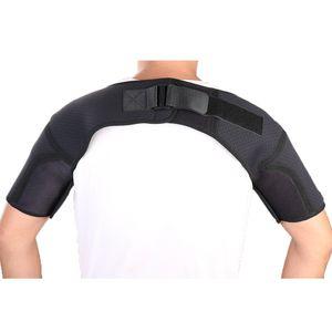 Schulterstütze, Schulterbandage, Neopren und Nylon Verstellbare Schulter Gurt-Band für linke und rechte Schulter