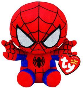Marvel TY Spiderman Superheld Plüsch - 15cm