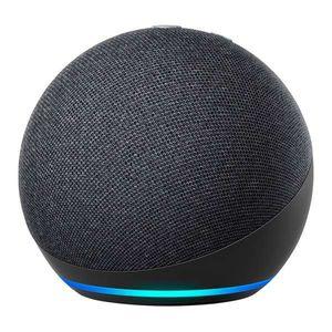 Amazon B084DWG2VQ Echo Dot 4. Generation (Mikrofon, Bluetooth, WLAN, anthrazit)