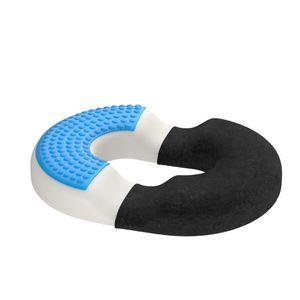 bonmedico Orthopädisches Hämorrhoiden-Sitzkissen, Sitzring, Steißbein-Entlastung, Größe:Standard