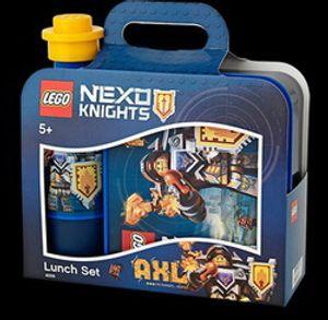 LEGO Lunch-NEXO KNIGHTS™; Brotdose+Trinkflasche RC40591734