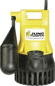 Jung Pumpen Tauchpumpe mit Schaltautomatik und Elektrisch mit 230Volt