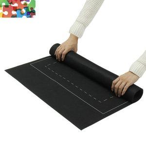 Puzzlematte für 1500 Teile Puzzleunterlage Rollmatte Puzzle Teppich Puzzle Filz Spiel Mat