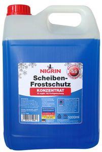 NIGRIN KFZ Scheiben Frostschutz Konzentrat 5 l