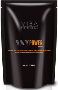 VIBA Blonde Power - Extra Lightening Bleaching Dust-Free Powder 500g