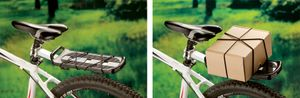 FISCHER Fahrrad Gepäckträger für Mountainbikes