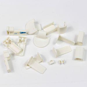 Rapid Teck® Klemmfix Fertigplissee Montagematerial Ersatz Klemm-Fix Halterung