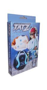 """TATZ by Glitza - Starter Set """"Futuristic City"""" inkl. 50 Tattoos"""