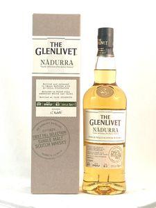 THE GLENLIVET The Glenlivet Single Malt Scotch Whisky Nadurra First Fill