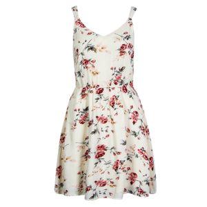 Only Damen Kleid 15157655 Creme Brûlée