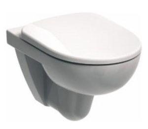 Ceravid Classic-Tiefspül-WC Evanto ohne Spülrand mit WC Sitz softclose ca2010000