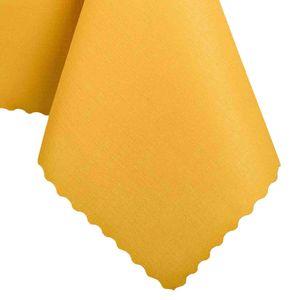 Tischdecke Abwaschbares Tischtuch Schmutzabweisend Wasserabweisend 100x140 Gelb