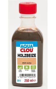 Holzbeize AQUA CLOU Eiche 250 ml