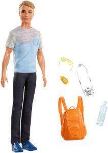 Barbie Travel Ken Puppe