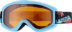 Alpina Carvy 2.0 Goggles Kinder slt s2/cyan